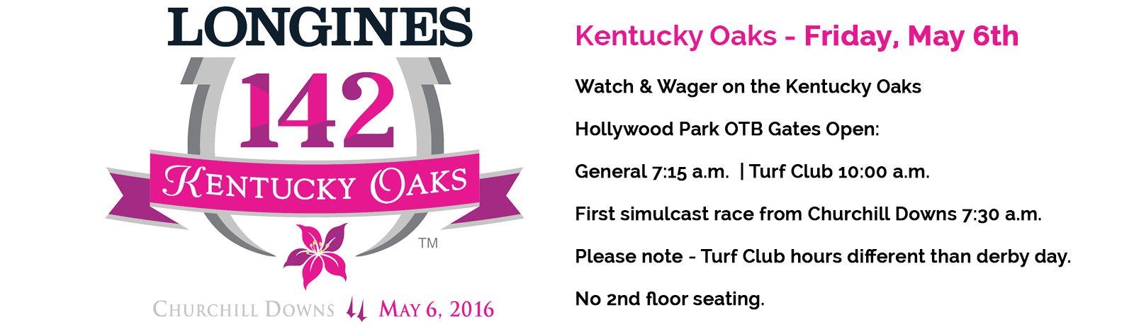 Kentucky Oaks 16
